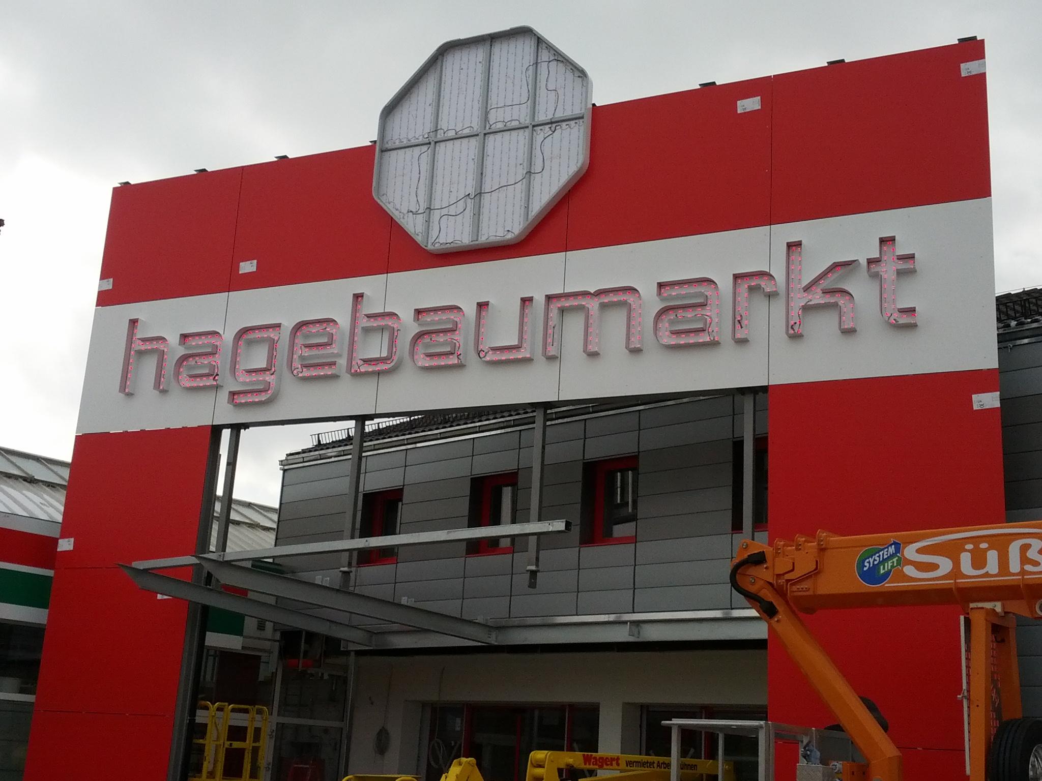 Galerie Hagebaumarkt Schwandorf Bild 5