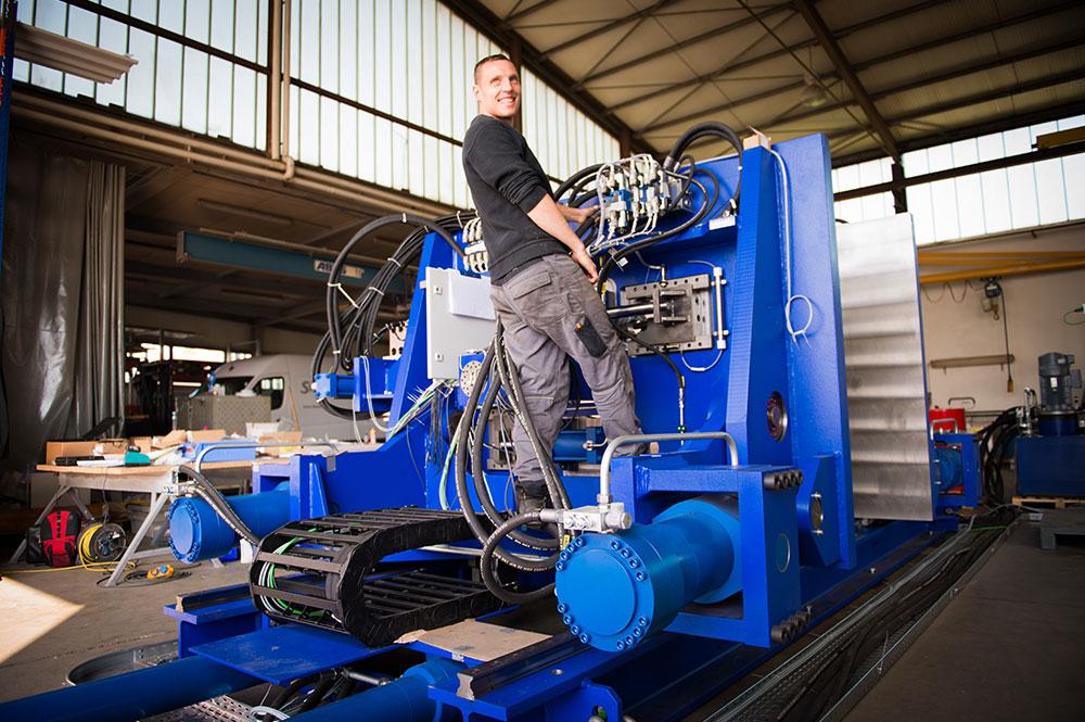 Galerie Sondermaschinenbau Bild 1