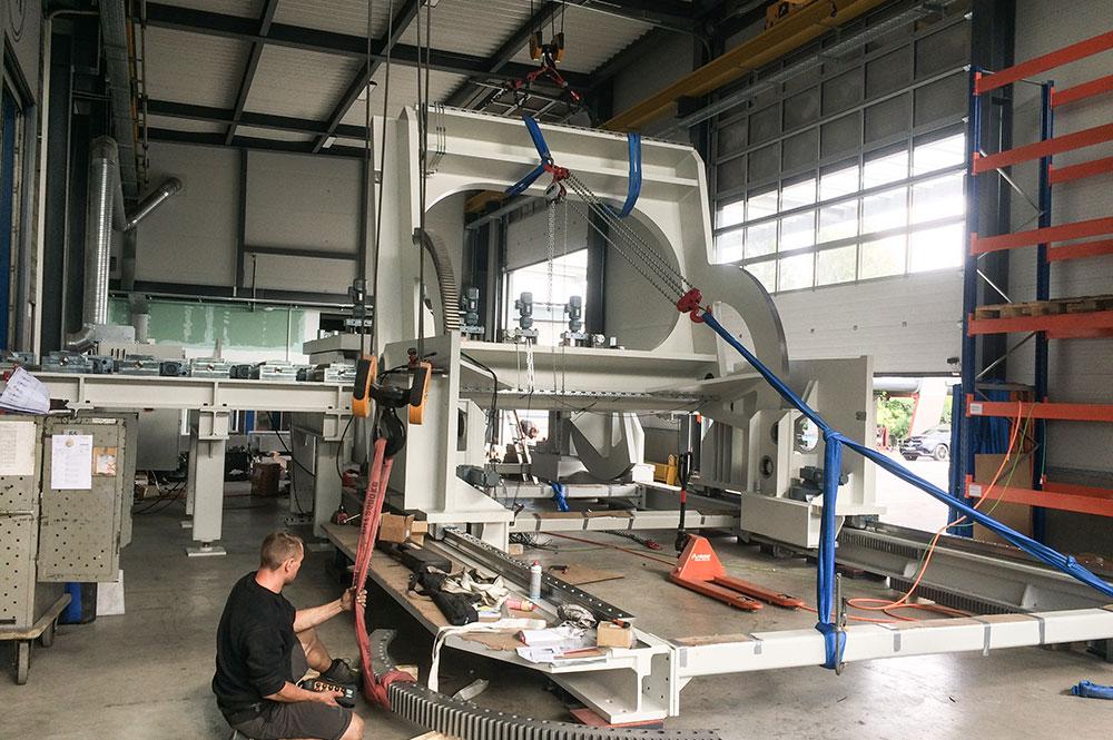 Galerie Sondermaschinenbau Bild 3